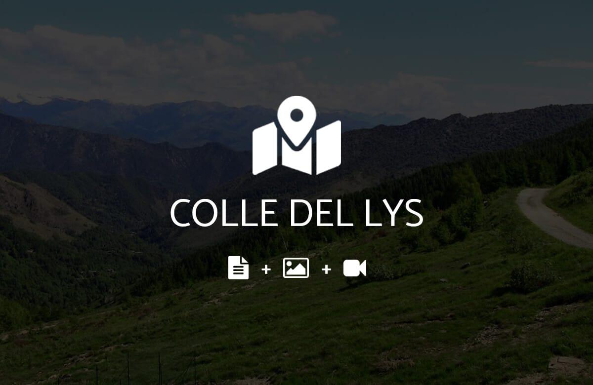 Colle del Lys